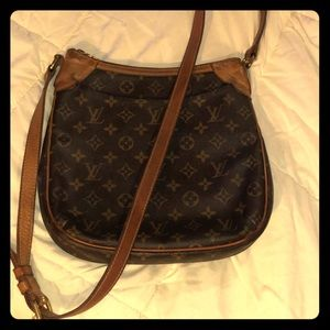 AUTHENTIC Louis Vuitton Odeon PM Crossbody Bag